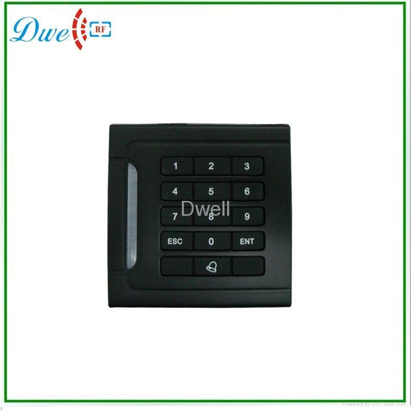 access control keypad rfid  reader D302 4