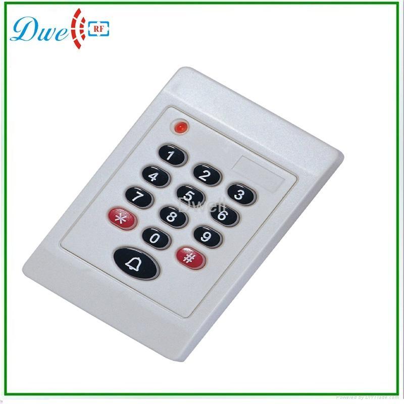 白板按鍵門禁讀卡器ID  門禁ID讀卡器  ID密碼讀頭 1