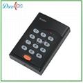 keypad access control reader 116A