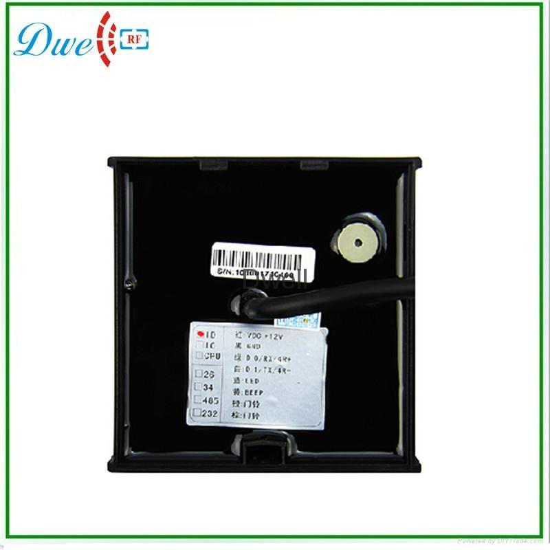access control keypad rfid  reader D302 6