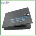 控制器機箱電源箱微耕控制板機箱電源12V5A門禁專用電源可帶電池 1