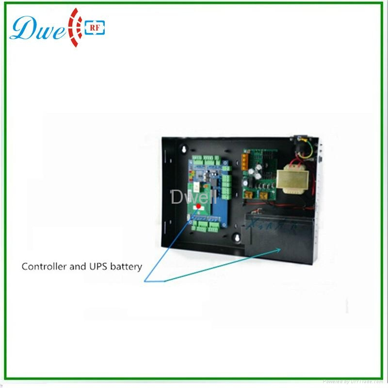 控制器機箱電源箱微耕控制板機箱電源12V5A門禁專用電源可帶電池 6