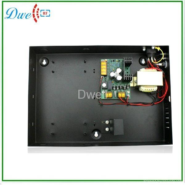 控制器機箱電源箱微耕控制板機箱電源12V5A門禁專用電源可帶電池 4