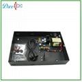 控制器機箱電源箱微耕控制板機箱電源12V5A門禁專用電源可帶電池 5