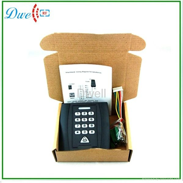 backlight keypad single door standalone access controller  500 users 4