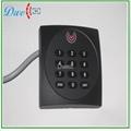 waterproof blacklight  keypad access control reader 002C 7