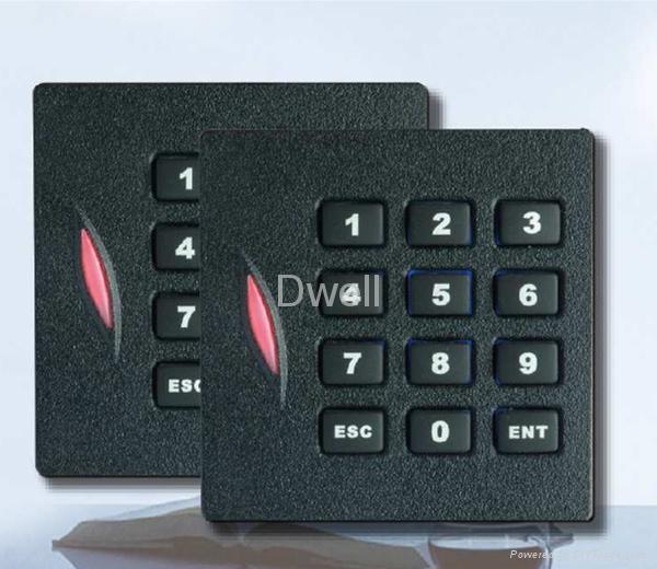 wiegand keypad rfid reader for door control system  1
