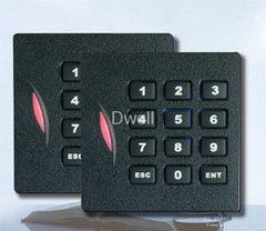 wiegand keypad rfid reader for door control system