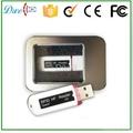 125khz or 13.56mhz U disk Android RFID Reader 5