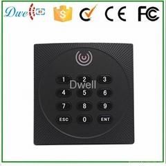 waterproof blacklight  keypad access control reader 002C