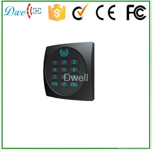 waterproof blacklight  keypad access control reader 002C 5