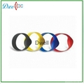 silicone wristband bracelet rfid tag waterproof 5