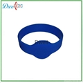 silicone wristband bracelet rfid tag waterproof 8