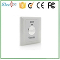 12V plastic ir  touch push button switch support no nc com  DW-B08 4