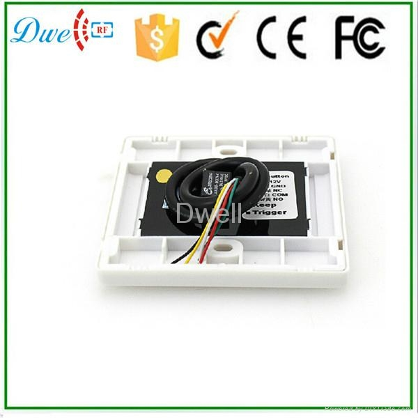 12V plastic ir  touch push button switch support no nc com  DW-B08 5