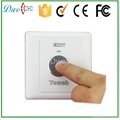 12V plastic ir  touch push button switch support no nc com  DW-B08