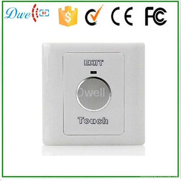 12V plastic ir  touch push button switch support no nc com  DW-B08 2