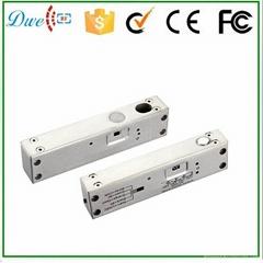 Faile safe sturdiness electric bolt door lock for narrow door