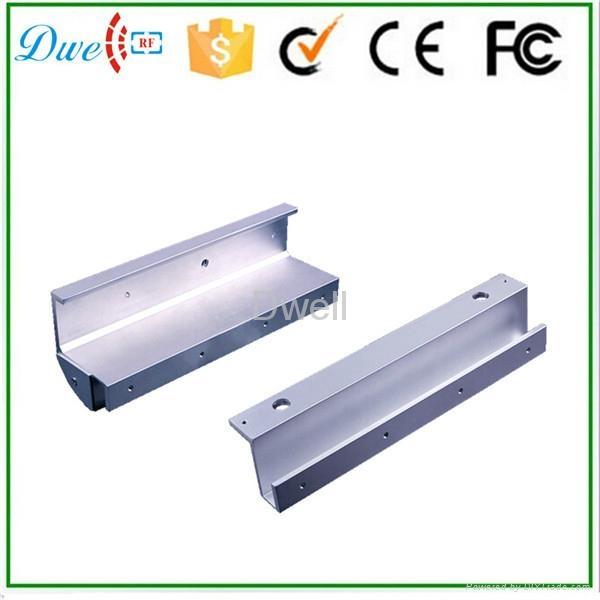 magnetic lock GZ Bracket for Fully Frameless Glass Door 1