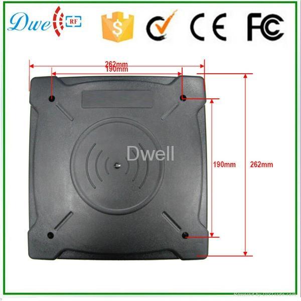 134.2khz ISO 11784/11785 compliant rfid long range animal reader  2