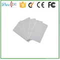 0.8mm ISO thin card for TK4100 or S50 S70 proximity PVC card