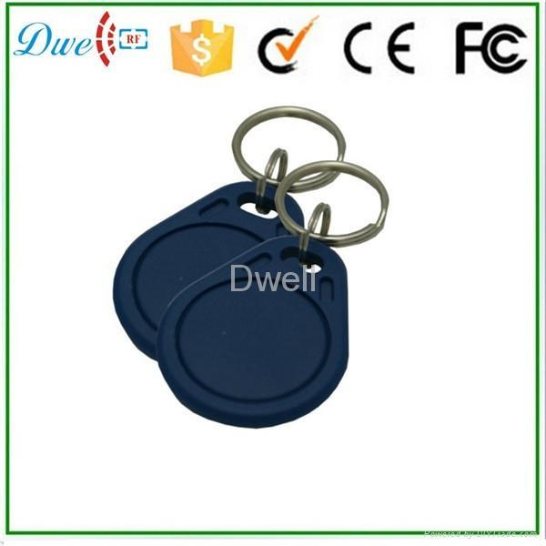 Access control RFID proximity key tag TK4100 or S50 key chain K001     16