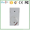 mini plastic door release exit button switch push button  6