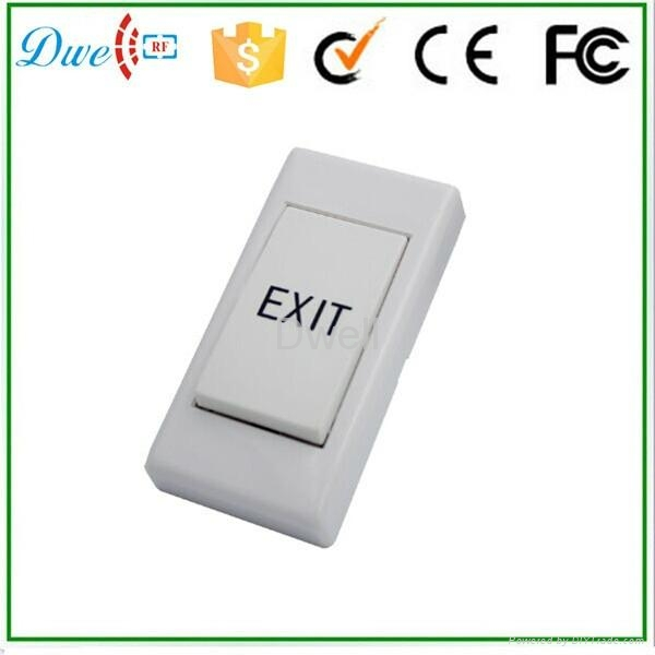 mini plastic door release exit button switch push button  1