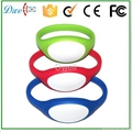 silicone rfid wristband tag  id token