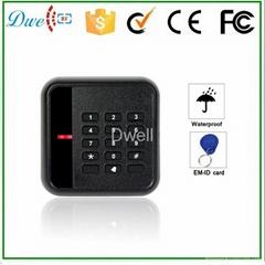 2014最新款密碼讀卡器ID IC 門禁讀卡器