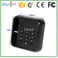 2014 New design proximity access control keypad rfid reader