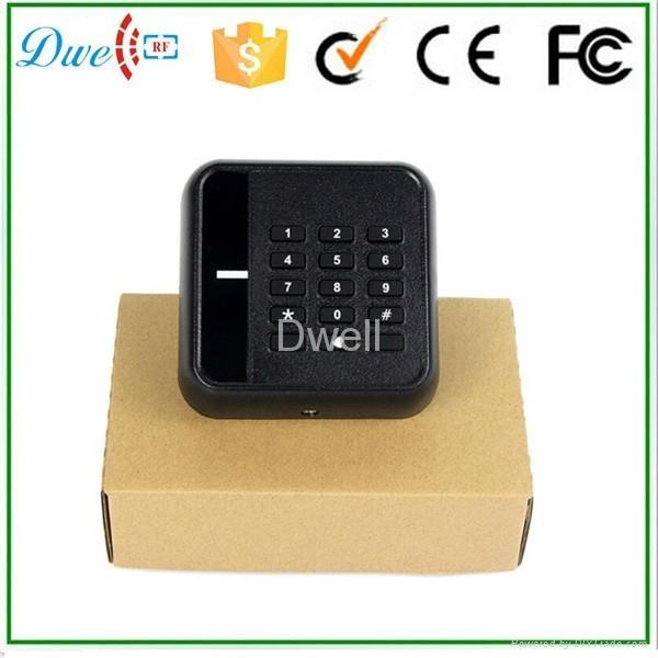 2014  款密碼讀卡器ID IC 門禁讀卡器 8