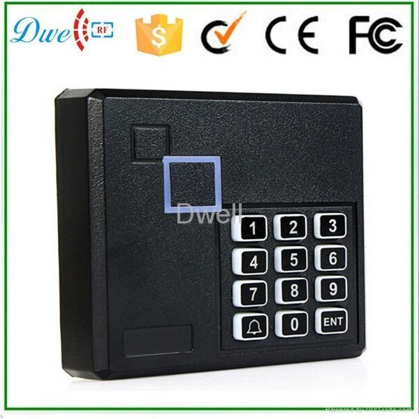 密码门禁读头 门禁密码读头ID一体机   RFID门禁读头  WG26读头 4