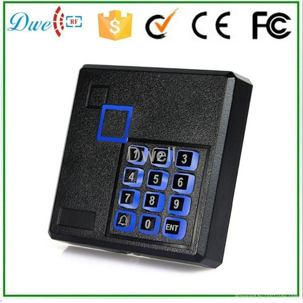 密碼門禁讀頭 門禁密碼讀頭ID一體機   RFID門禁讀頭  WG26讀頭 1