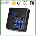 密码门禁读头 门禁密码读头ID一体机   RFID门禁读头  WG26读头 1
