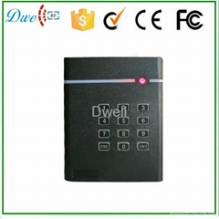 按键门禁读卡器ID/ic  86型门禁读头 门禁读卡器密码按键
