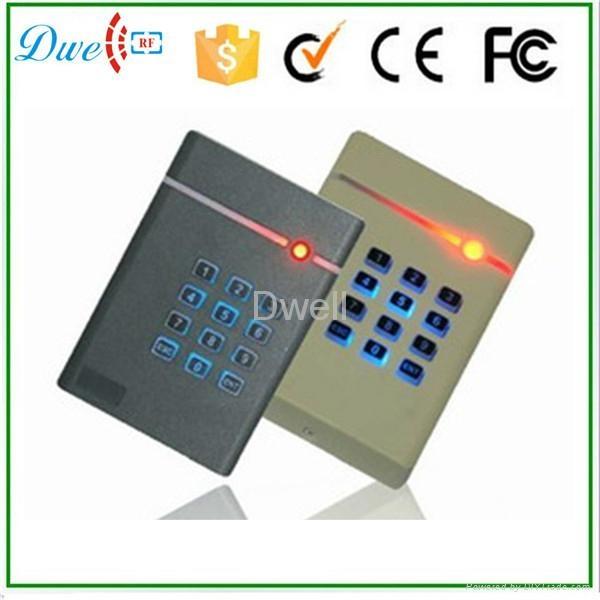 按鍵門禁讀卡器ID/ic  86型門禁讀頭 門禁讀卡器密碼按鍵 5