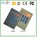 按鍵門禁讀卡器ID/ic  86型門禁讀頭 門禁讀卡器密碼按鍵