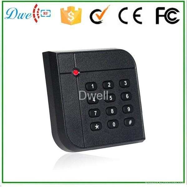 2014 新款 ID IC WG26 WG34密碼讀卡器 門禁系統 1