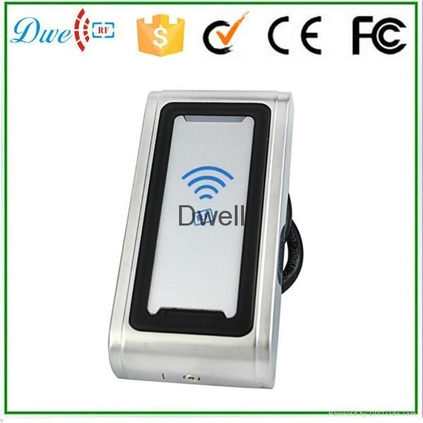 IP68 Waterproof WG26 Reader RFID Access Control Proximity Card Reader 125KHz