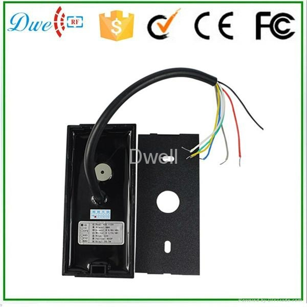 2015 new access control card reader for door access control system  8