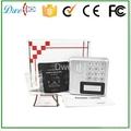 9 to 24V Metal  keypad access control rfid reader waterproof IP68 9