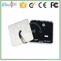 9 to 24V Metal  keypad access control rfid reader waterproof IP68 8