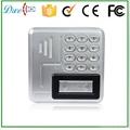 9 to 24V Metal  keypad access control rfid reader waterproof IP68 6