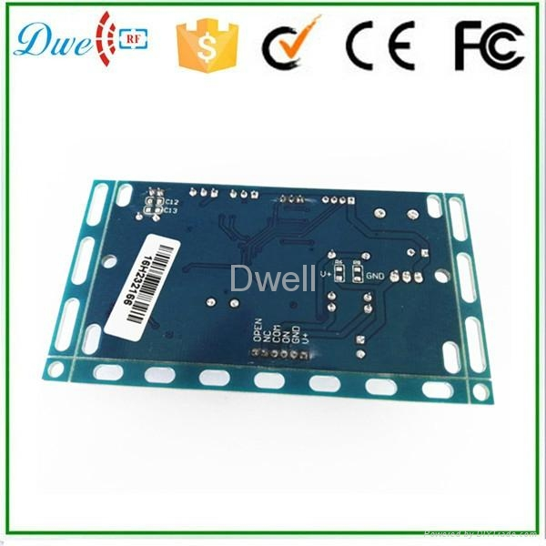 125Khz card management standalone controller module 2000 users  3