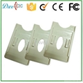 UHF PVC card holder for card  using in car  windowshield 3
