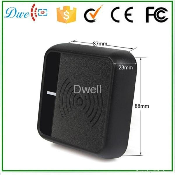 2014 New design rfid access control system card reader  2