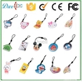 Lovely Cartoon Character Epoxy RFID Keyfobs Crystal Glue tag Epoxy Card 1