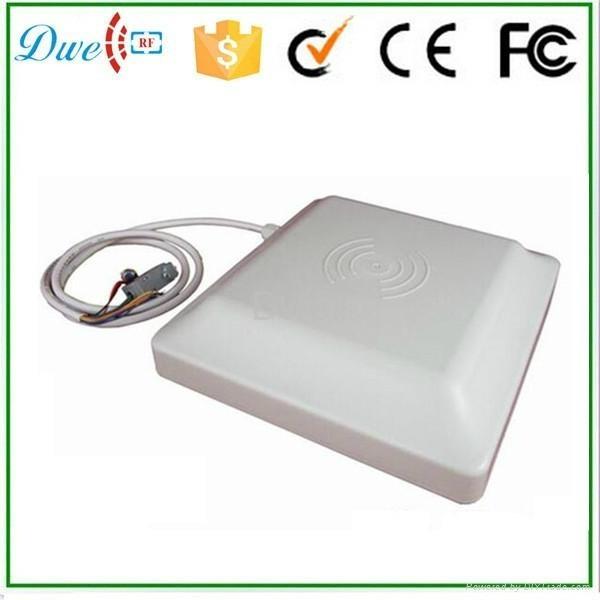 long range Passive UHF RFID Reader DP100 3