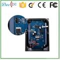 125khz em id waterproof touch keypad rfid reader wiegand 26/wiegand 34